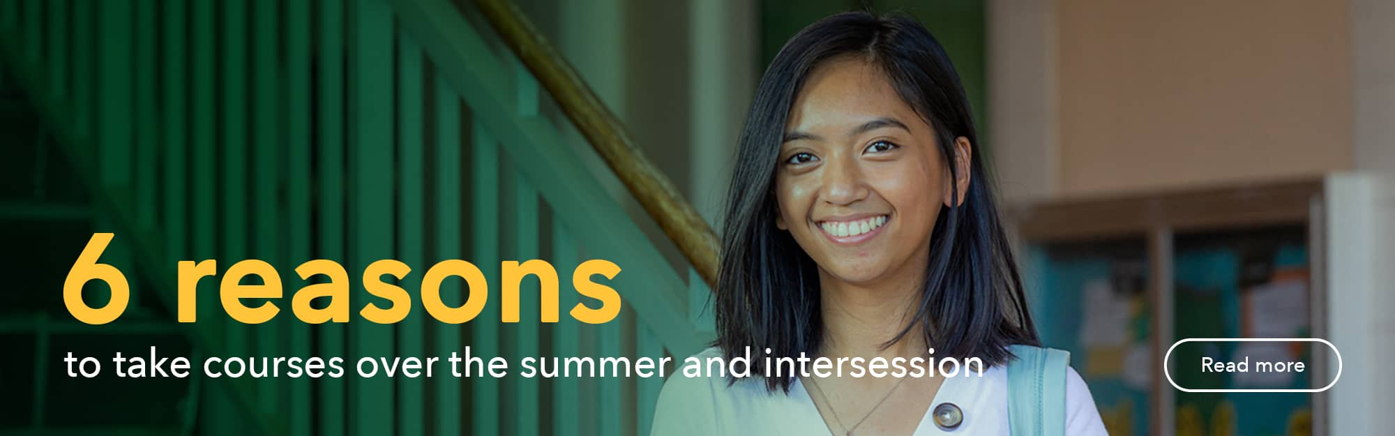 6 reasons to take courses over the summer and intersession