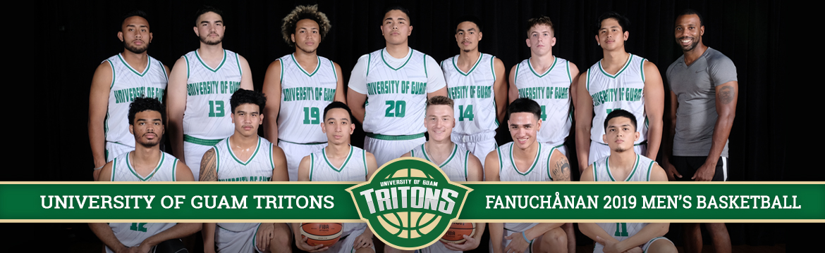 Triton Men's Basketball Team, Fanuchanan 2019