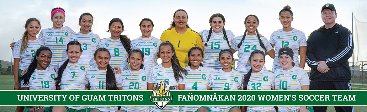 Triton Women's Soccer Team, Fanuchanan 2019