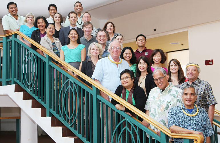 The University of Guam has been awarded $4.3M grant to support its ongoing partnership with the University of Hawaii Cancer Center, addressing cancer health disparities among Pacific Islanders in Hawaii, Guam and neighboring U.S. Associated Pacific Islands.