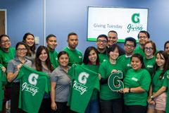 "The ""G is for Giving"" Campaign is an annual drive for scholarships for the students of the University of Guam"