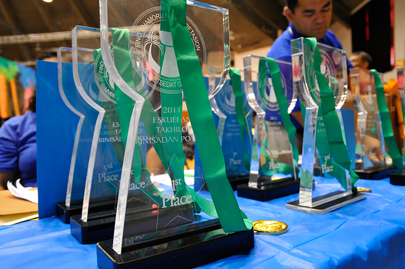competition awards