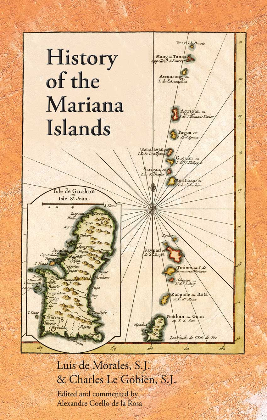History of the Marianas Islands Cover